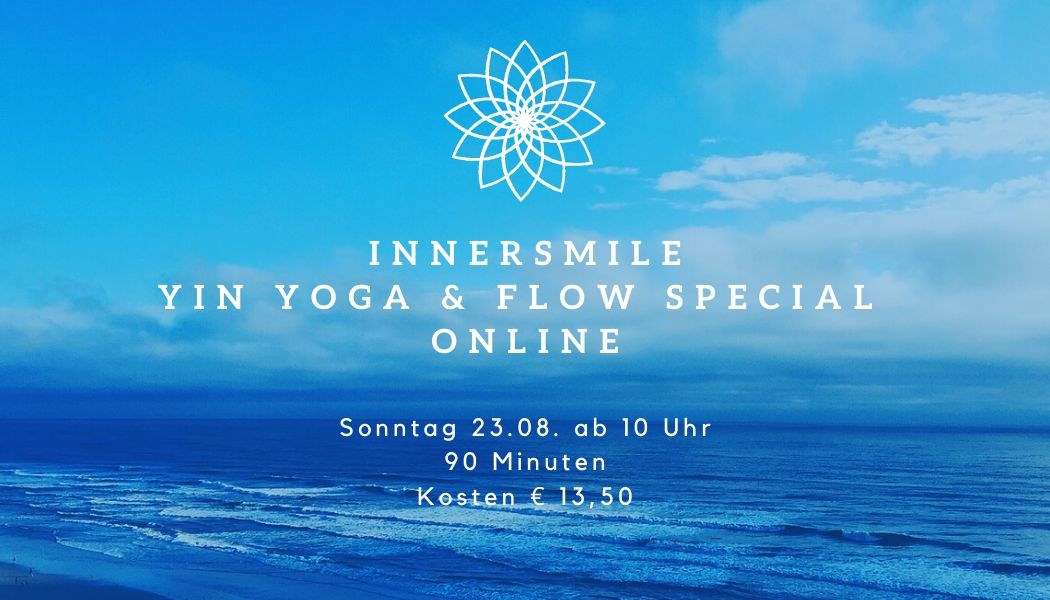 Yin Yoga & Flow special online
